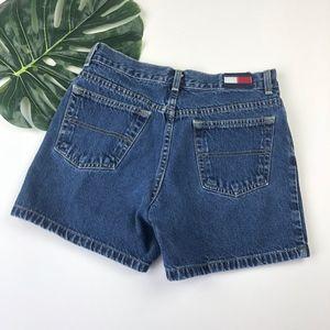Tommy Hilfiger | Vintage High Rise Denim Shorts